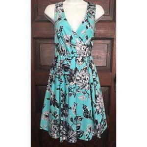 Nordstrom Taylor retro pinup rockabilly dress 4